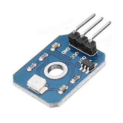 Sensor de Raio Ultravioleta URV
