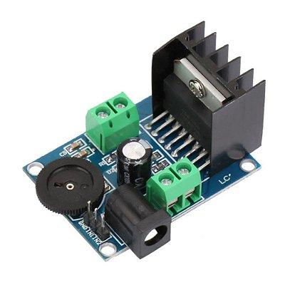 Módulo Amplificador de Áudio TDA7266