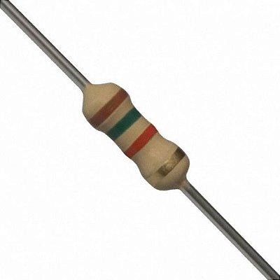 Resistor 1K5 1/4W (10 Unidades)