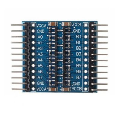 Conversor de Nível Lógico 3,3-5V Bidirecional 8 Canais - CNL8