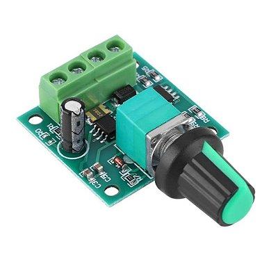 Controlador de Velocidade 1,8-12V 2A PWM
