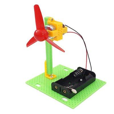 Kit Experimento de Ventilador Elétrico - DIY
