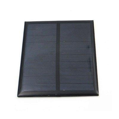 Mini Painel Solar Fotovoltaico 5V/1W - 200mA