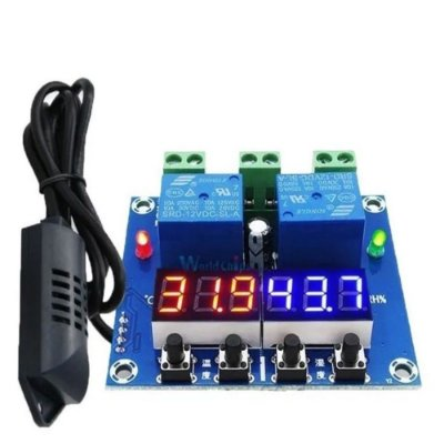 Termostato Digital XH-M452 - Controlador Temperatura Chocadeira