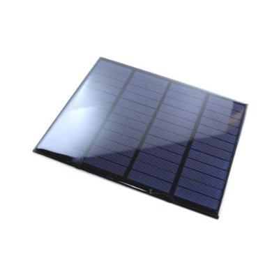 Mini Painel Solar Fotovoltaico 12V/3W - 150mA