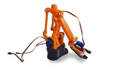 Braço Robótico BT3-Mini