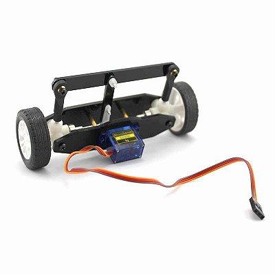 Kit Sistema de Movimentação Dianteiro ZX2 - DIY
