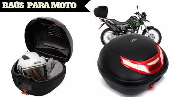 Baús de Moto