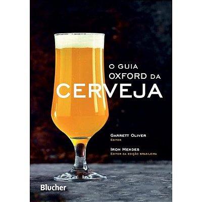 LIVRO - O GUIA OXFORD DA CERVEJA (Garrett Oliver)