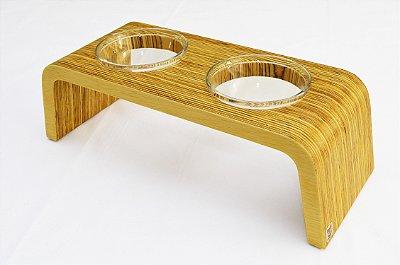 Comedouro Wood Médio