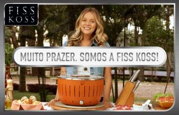 Muito Prazer. Somos a FISS KOSS - Gaby Lopes