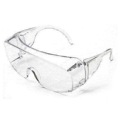 Óculos de proteção médica - Hospitalar com tratamento resistente a anti-risco