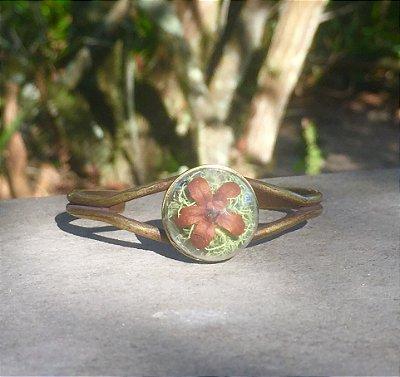 Bracelete Flor de Figueira