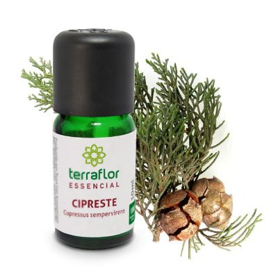Óleo Essencial de Cipreste Natural - 10ml