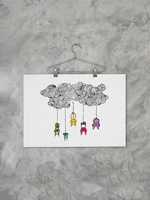 Poster Nuvem