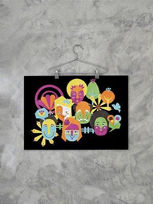 Poster Amiguis