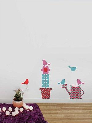 Adesivo de parede Minha Flor