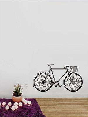 Adesivo de parede Bicicleta