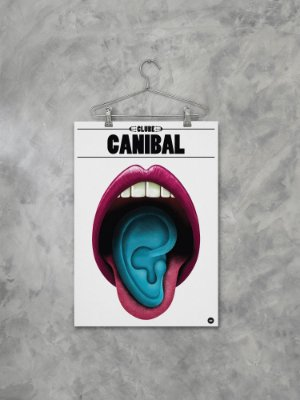 Poster Canibal