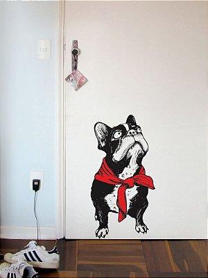 Adesivo de parede Bulldog 1