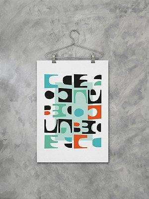 Poster Corte