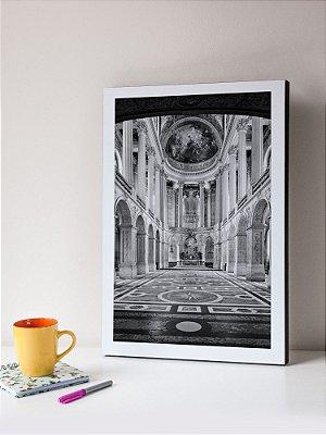 Quadro MDF Foto Catedral