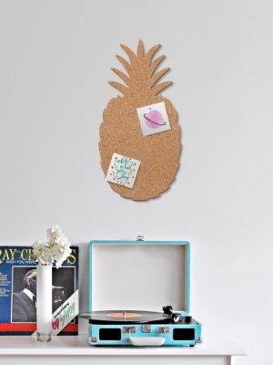 Cortiça decorativa Abacaxi