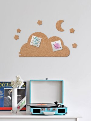 Cortiça decorativa Nuvem
