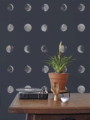 Kit de Adesivos de Parede Fases Lua