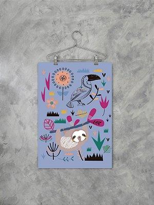 Poster Fauna 2