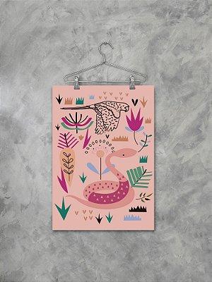 Poster Fauna 3