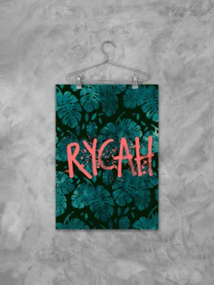 Poster Rycah