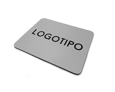 Mouse Pad Quadrado Personalizado com Logotipo