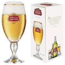 Taça Para Cerveja Stella Artois   250 ML
