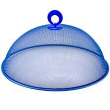 Tela protetora azul 30 cm