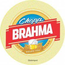 BOLACHA CHOPP BRAHMA CX. C/ 24 PECAS