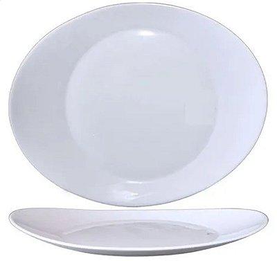 Prato Raso Oval Grill 30cm Steak Luminarc - Caixa C/ 6 Pç