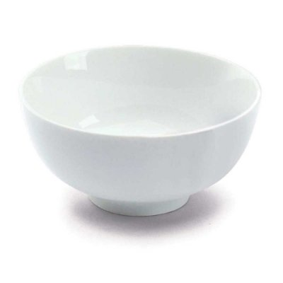 Tigela Etilux Petit Redonda em Porcelana Branca 250ml UMP14-11