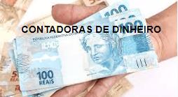 CONTADORAS DE DINHEIRO
