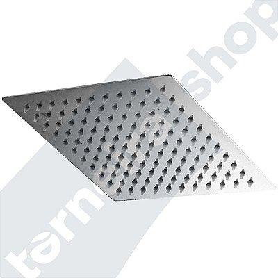 Ducha Fria Para Chuveiro Quadrado Parede / Teto Inox 40 x 40 (Sem braço)