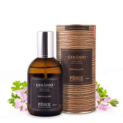 Home Spray Gerânio 100ml