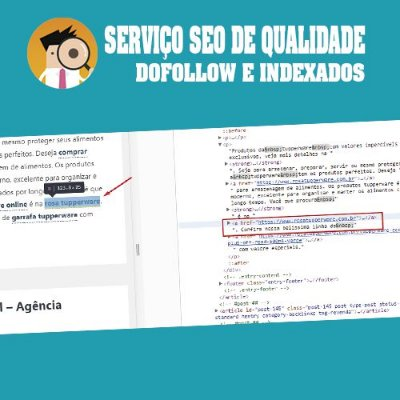 Comprar 5 Backlinks Dofollow Em Sites Com Da50