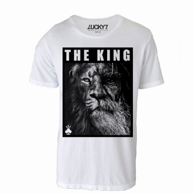 Camiseta Lucky Seven - The King