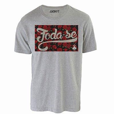 Camiseta Lucky Seven - Bad Roses
