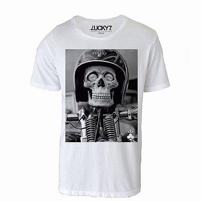 Camiseta Lucky Seven - Boy Skull