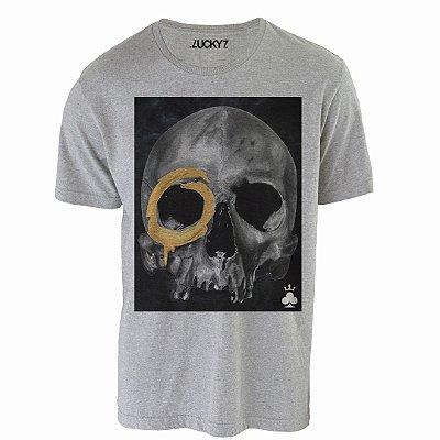Camiseta Lucky Seven - Eye Skull