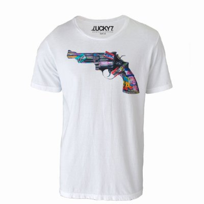 Camiseta Lucky Seven  -  38 collors