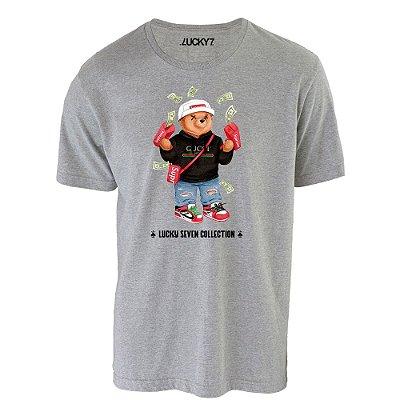 Camiseta Lucky Seven - Bear Dólls