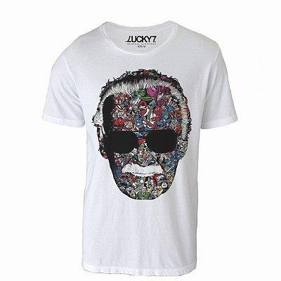 Camiseta Lucky Seven - Face Heroes