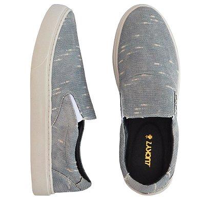 Tênis Slip On - Destroyed Grey